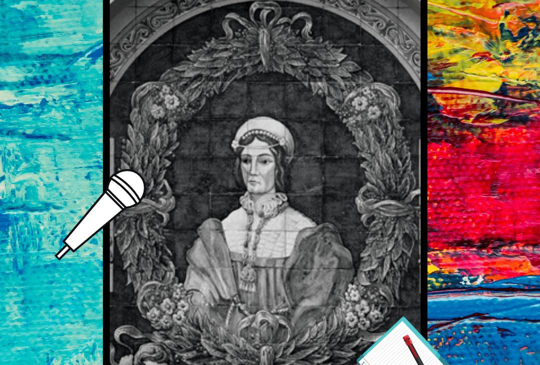 Exclusiva con Catalina de Mendoza, pintora y profesa jesuita